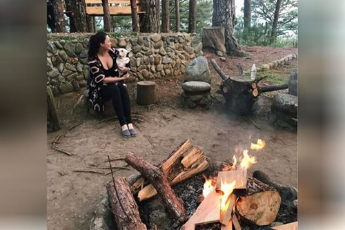 LOOK: KC Concepcion spends long weekend in Sagada