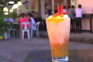 Will you try this halo-halo with siling labuyo?