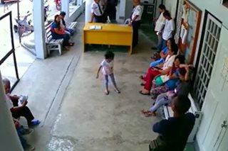 City jail detainee, pumuga; pagtakas kuha sa CCTV
