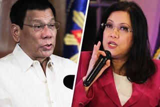 Duterte's oust-Sereno remarks an attack on judiciary: int'l jurists