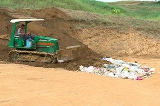 Unang engineered sanitary landfill sa Ifugao, pinasinayaan