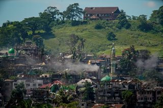 Marawi offensives confined to a square kilometer: military