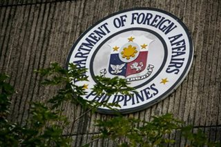 No Pinoys hurt in Iran quake: DFA