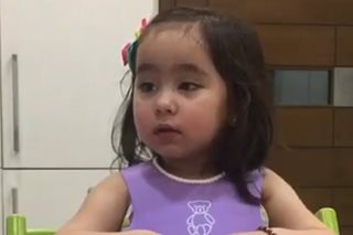 WATCH: Scarlet Snow sings 'What A Wonderful World'