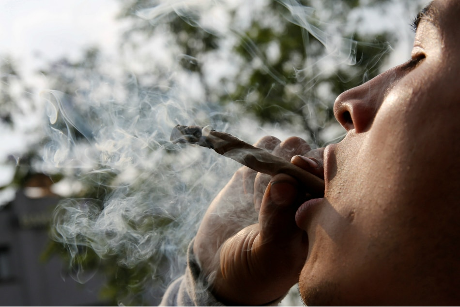 Study links smoking pot to having more sex