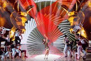 WATCH: Alisah Bonaobra continues 'X Factor UK' journey