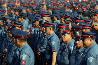 PNP to intensify cleansing after Duterte cites 'embedded corruption'