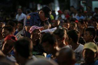 'Mas kaunting casualties': target ng PNP sa pagbabalik-drug war
