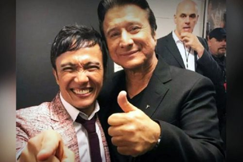WATCH: Arnel Pineda shares birthday message for Steve Perry