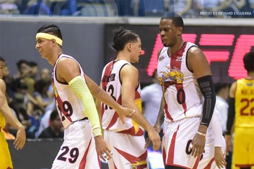 PBA: More to come, vows SMB's Rhodes after monster dunk