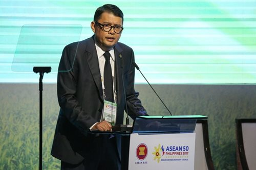 Concepcion asks Duterte to move 31st ASEAN Summit venue