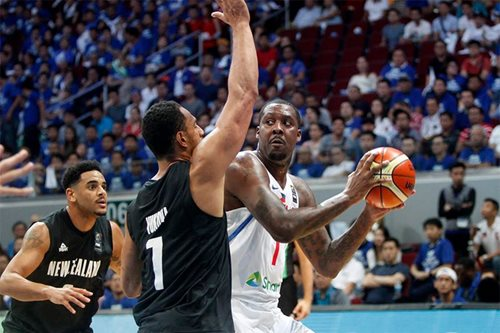 It could be Blatche against Gilas Pilipinas in FIBA Asia Champions Cup