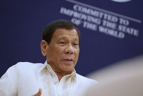Duterte sacks 3 DSWD execs