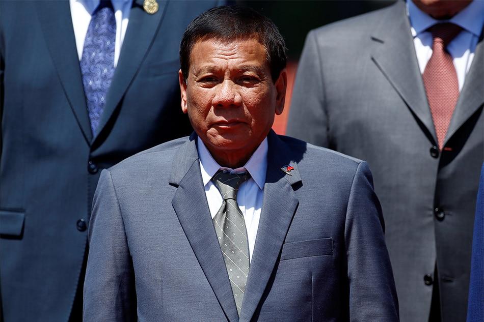 Duterte to get honorary degree from Russian university 1