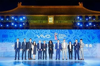 Vivo Becomes Official Sponsor of the 2018 and 2022 FIFA World Cup™