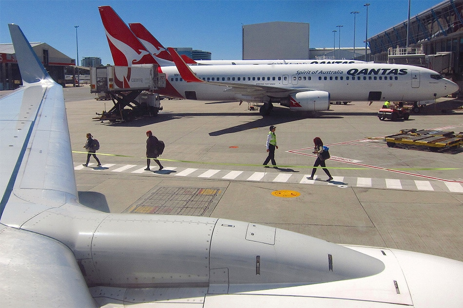 Qataris banned from Qantas flights to Dubai | ABS-CBN News