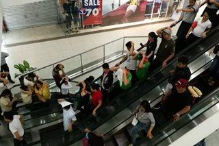 Habang may shake drill: trapiko, nagsikip; ilang nakiisa, nag-selfie