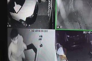 Huli sa CCTV: 3 empleyado arestado sa pagnanakaw sa QC