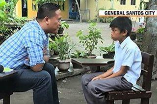 VIRAL: Grade 5 student nag apply ng trabaho sa GenSan