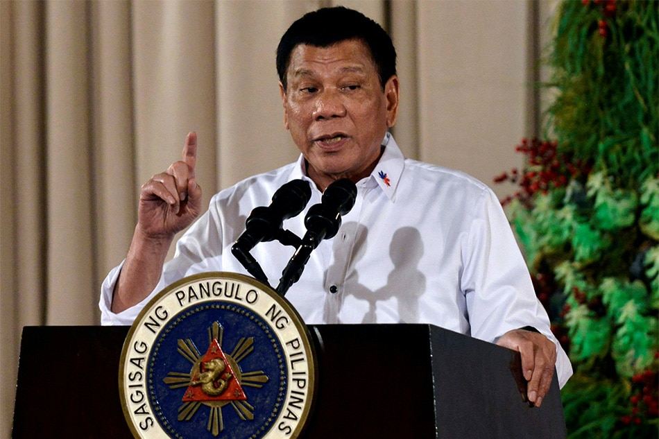Infrastructure, taxes on businessmen's minds as Duterte delivers SONA