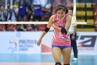 Valdez could miss Creamline's PVL semis campaign