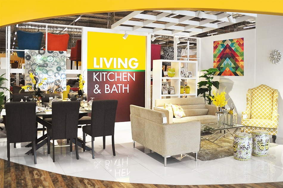 Wilcon Depot Launches Living Kitchen Bath Showroom In
