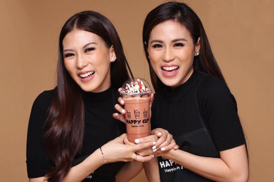 Look Gonzaga Sisters Open Milk Tea Shop Abs Cbn News