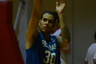 SEA Games: Standhardinger on his way to KL to beef up Gilas