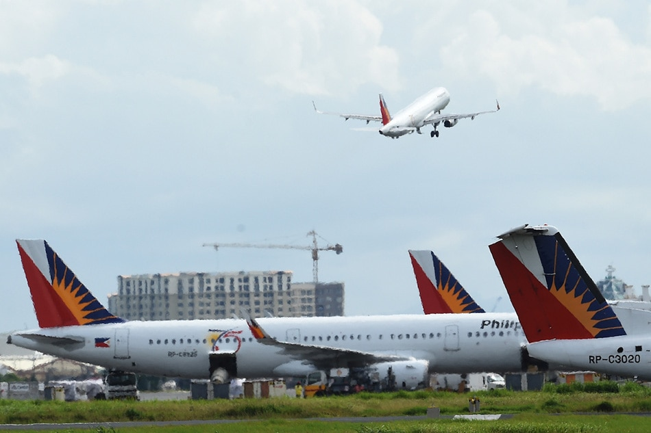 PAL cancels several Clark airport flights amid quake damage