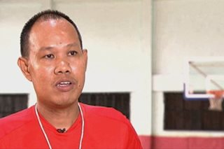 Referee na cancer survivor, pang-atleta ang workout
