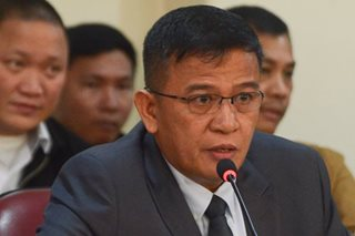 House panel seeks to indict Faeldon, Customs officials over shabu mess