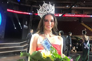 Miss World Philippines Laura Lehmann, naghahanda na para sa pageant sa China