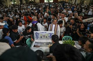 Isolated? Kian is 54th minor killed in drug war, says children's rights group