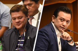 Duterte says son Paolo eyeing revenge vs Trillanes