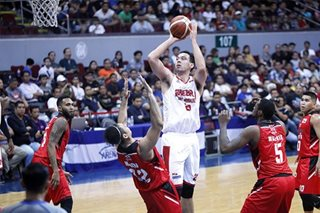 PBA: Ginebra keeps streak alive, tops Blackwater for 7th win in a row