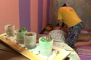 Massage and haircut behind bars: Baguio city jail opens salon and spa