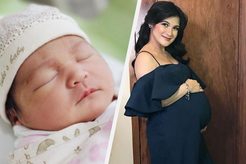 Look Camille Prats Introduces Newborn Daughter Nala Abs