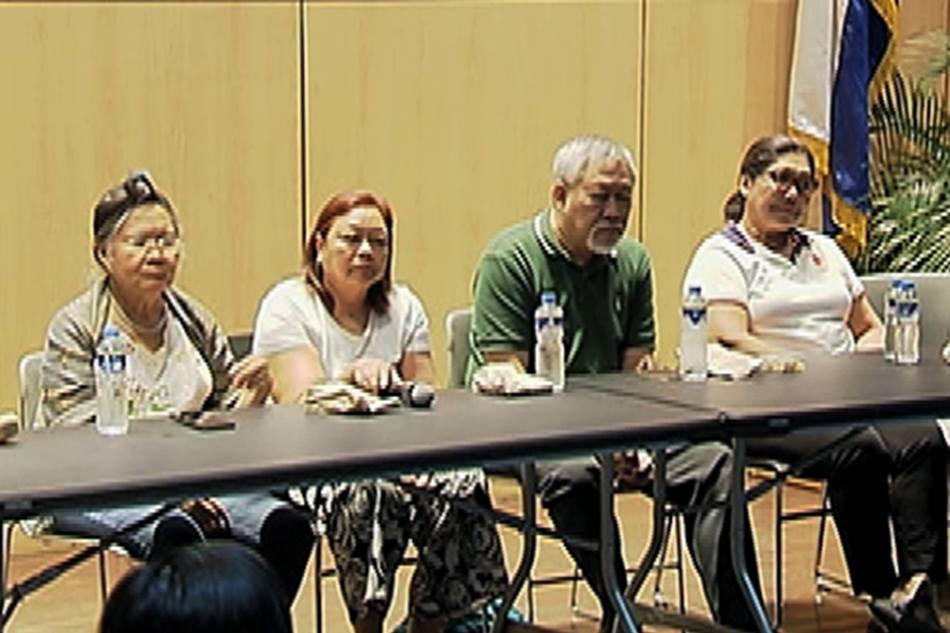 Political prisoners noong batas militar, inalala ang karanasan