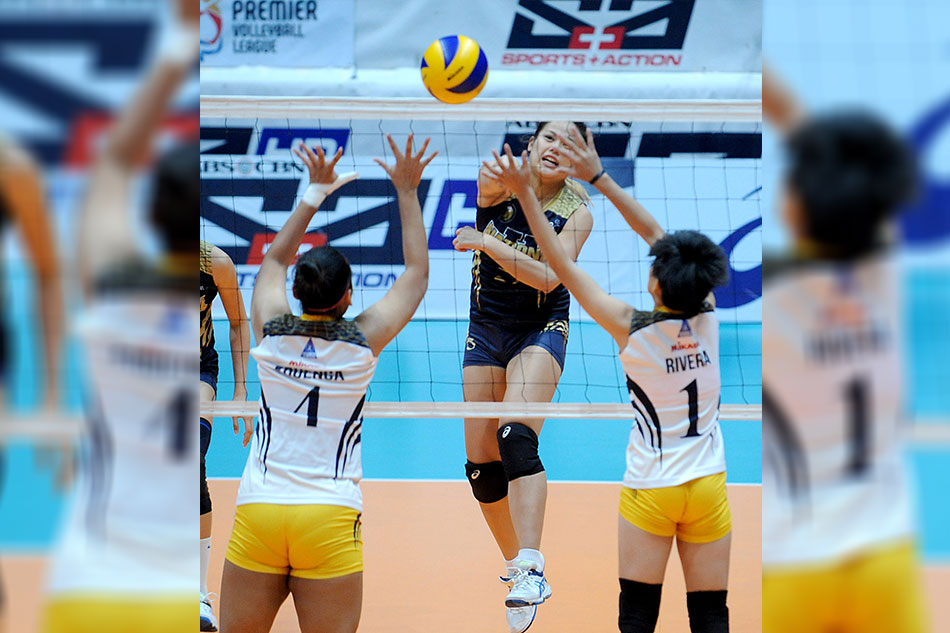 PVL: Adamson shoots for semis ticket