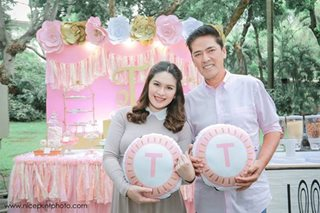 LOOK: Baby shower held for Pauleen Luna