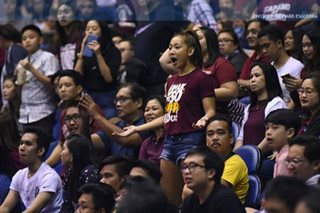 Coach Perasol welcomes passionate UP crowd