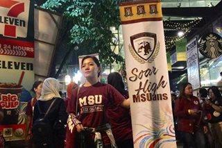 Law graduates mula sa Marawi, kabilang sa sumabak sa Bar exams