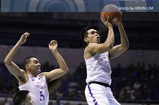 UAAP: Ateneo re-asserts mastery over Adamson to remain unscathed