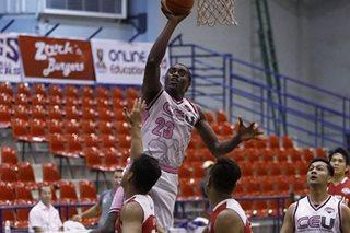 Basketball: CEU star Rodrigue Ebondo receives national team call-up in Congo