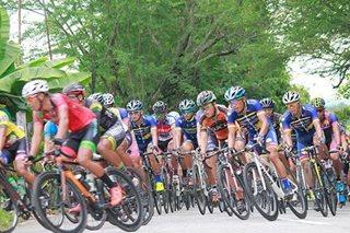 Cycling: Junrey Navarra of GenSan tops final Ronda qualifying race