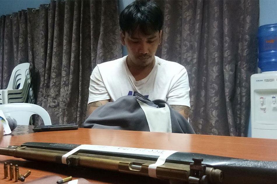 Suspected hitman of self-confessed drug lord nabbed in Cebu