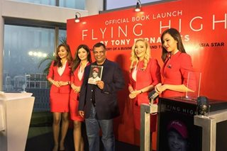 AirAsia boss' success secret: Don't be afraid to fail