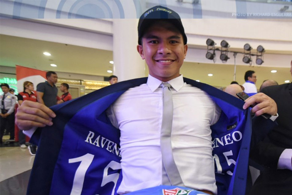 PBA Draft: Beermen select Standhardinger, NLEX Road Warriors pick Ravena