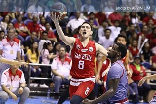 NCAA: San Beda coach reminds Bolick — It's not yet over
