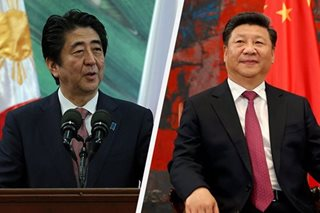 'New start': Japan's Abe announces 'deeper' ties, cooperation with China